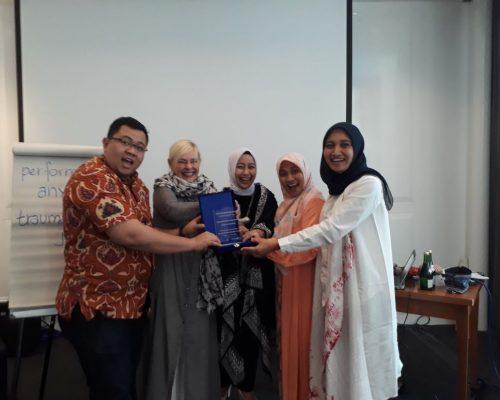 Brainspotting Program studi psikologi F Kedokteran Syiah Kuala